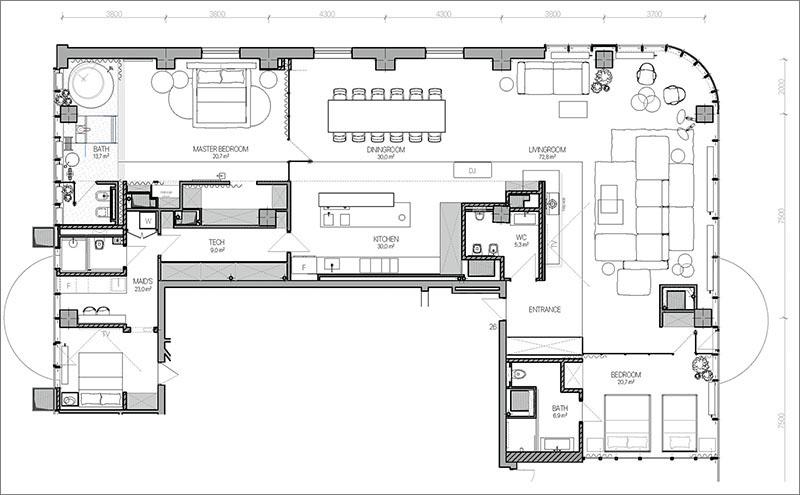 modern-penthouse-apartment-floor-plan