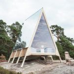 The Nolla Cabin Becomes A Small Home On An Island In Finland