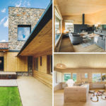 Dom Arquitectura Have Designed A Stone And Wood Family Home In La Cerdanya
