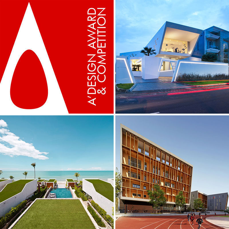 A Design Award & Competition - Winning Architecture Designs
