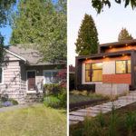 Before And After – The Re-Generation House by ONE SEED Architecture + Interiors