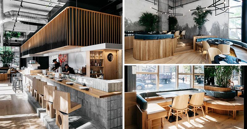 A Look Inside Ryù, A New Japanese Restaurant In Montreal