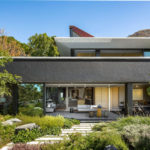 An Inverted Pyramid Roof Allows Light To Enter This Home In A Unique Way