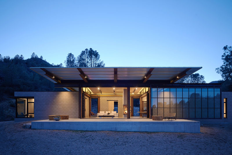 Architecture | CONTEMPORIST on funeral home building design, new home design plans, exterior home design, concrete home plan design, modern home design,