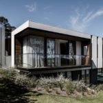 The Two Angle House by Megowan Architectural