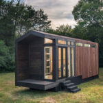 This Tiny House Was Designed With Multiple Levels For Living