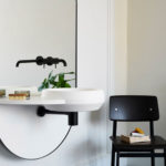 MUT Design Have Created A Combined Sink, Countertop, Mirror, And Storage