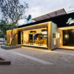FERRO & ASSOC. Architects Have Designed A New Location Of Lucciano's Ice Cream Café In Argentina