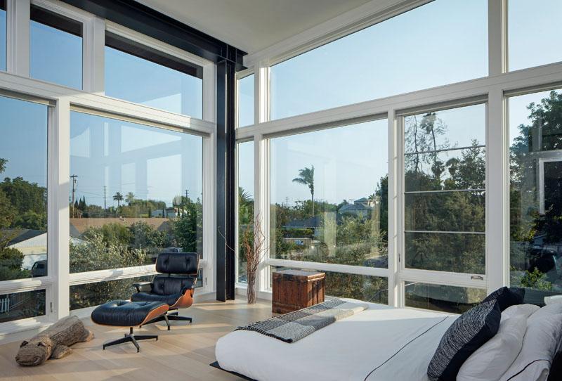 Modern Master Bedroom Floor To Ceiling Windows 111218 648 10