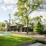A House In Texas Designed As An Oasis From A Busy Work Life