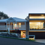 A Contemporary Extension Was Added To This House In Brisbane, Australia