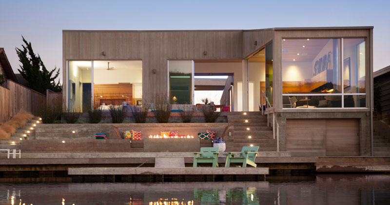 The Lagoon House by CCS Architecture