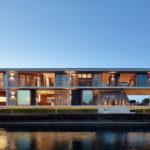 The V House by Shaun Lockyer Architects