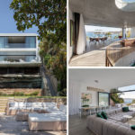 The Crescent House by Matthew Woodward Architecture