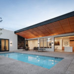 A Georgia O'Keeffe Inspired Courtyard House in Phoenix