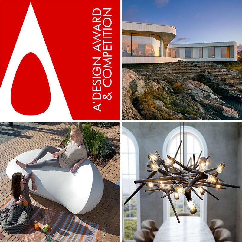 A' Design Award & Competition is the Worlds' leading design accolade reaching design enthusiasts in over 106 countries.