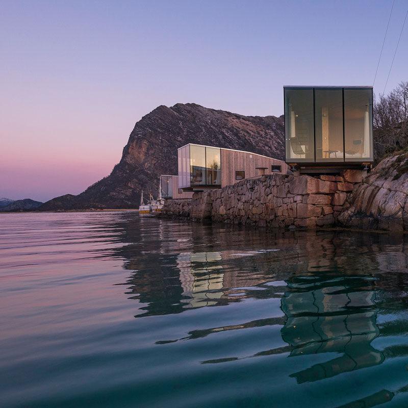 Manshausen2 Resort by Snorre Stinessen #Resort #Architecture