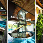The Botanica Residence by GUZ Architects