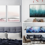 25 Abstract Wall Art Designs To Help You Add Color To Your Walls