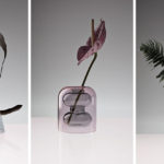 Tom Dixon Has Designed A Trio Of Glass Vases for His Bump Collection