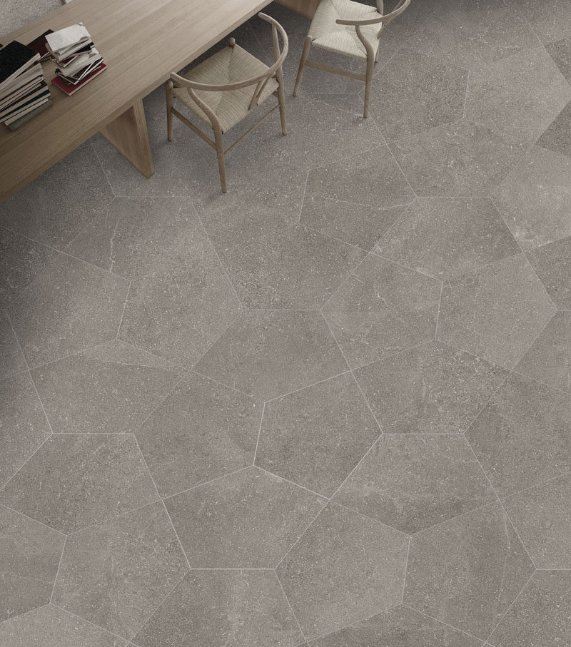 Ceramic tile is an inherently humble material. It's created from the earth and designed to last but can also be returned to the earth at the end of its life. #CeramicTiles #ModernTiles #TileDesigns