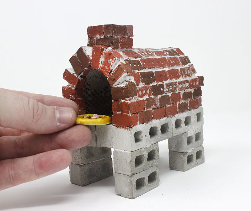 Gift Ideas - These mini building materials make for great fidget toys on your desk, gifts for the people in your life that have just about everything, fantastic teaching tools for math and architecture, and for those hobbyists that like to build realistic dioramas, dollhouses, or models.  #MiniBuildingMaterials #GiftIdeas #GiftsForArchitects #GiftsForBuilders #Dollhouses #Models #Dioramas #GiftsForKids