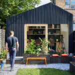 This Backyard Office Provides A Workplace For Architects