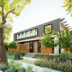 Layers Of Landscaping Soften This Modern Californian House