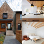 Wood Shingles Cover The Facade Of This Curvy Canadian House