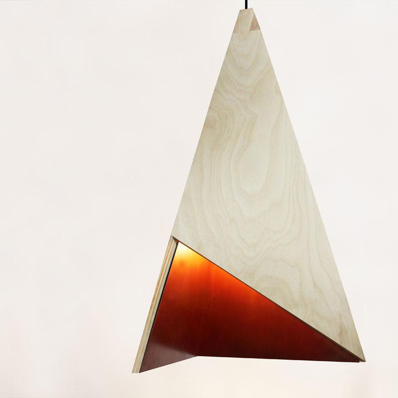 Centre of Light by A.Legawiec & O.Kiedrowicz-?witalska #Lighting #WoodLighting