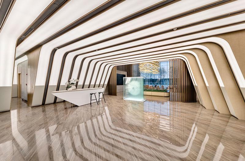 Treasured Mansion Club House by Kris Lin #LightingDesign #InteriorDesign #InteriorLighting