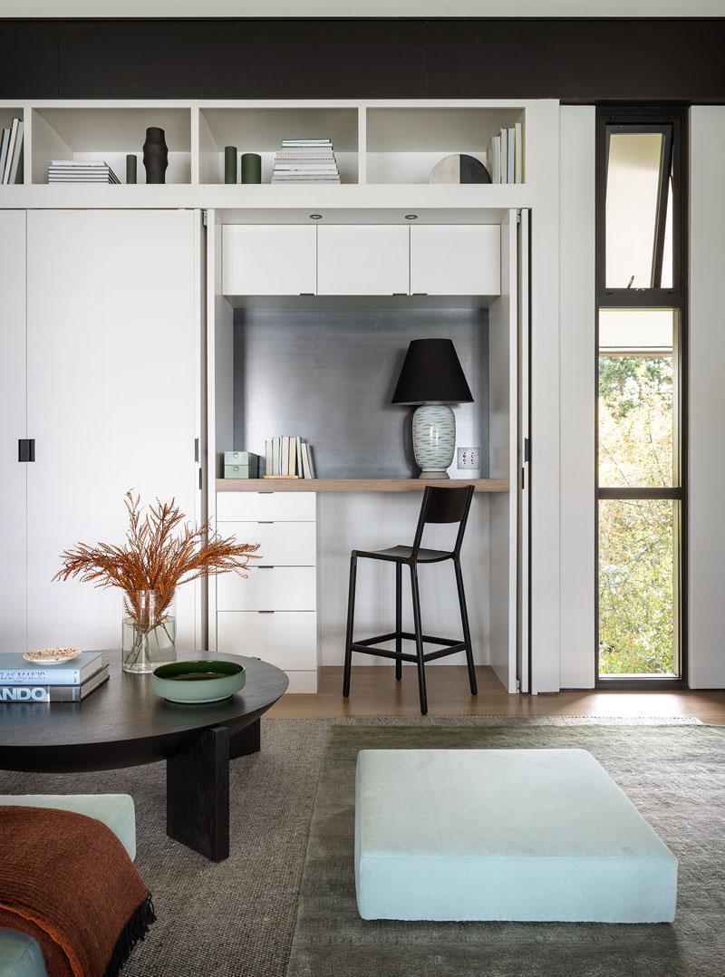 Modern Home Office Desk Vanity 060819