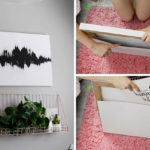 Storage Ideas – Create A Hidden Storage Space Behind Artwork