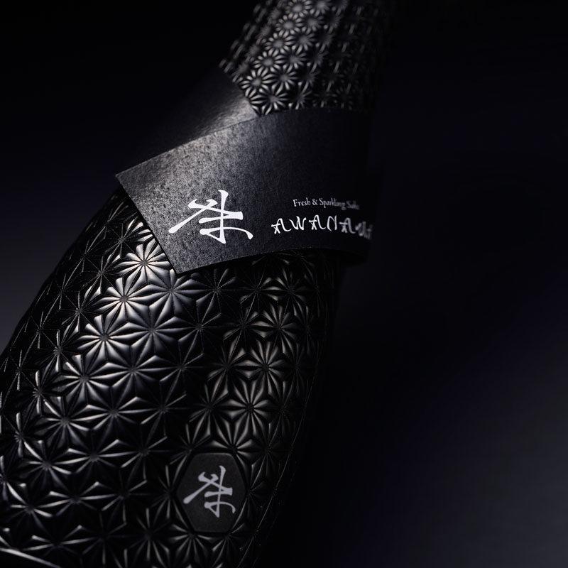 A Design Award - Awanama by Ryuta Ishikawa #Packaging #Design #BottleDesign