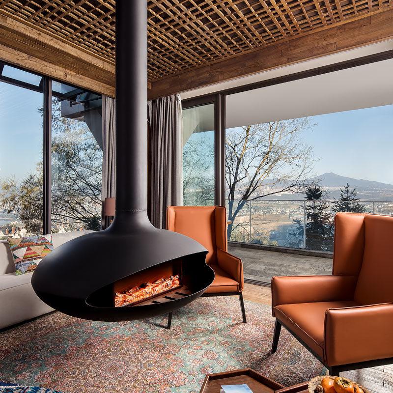 A Design Award - Bo Du Resort Hotel Design by Ao Zhang. #HotelDesign #InteriorDesign