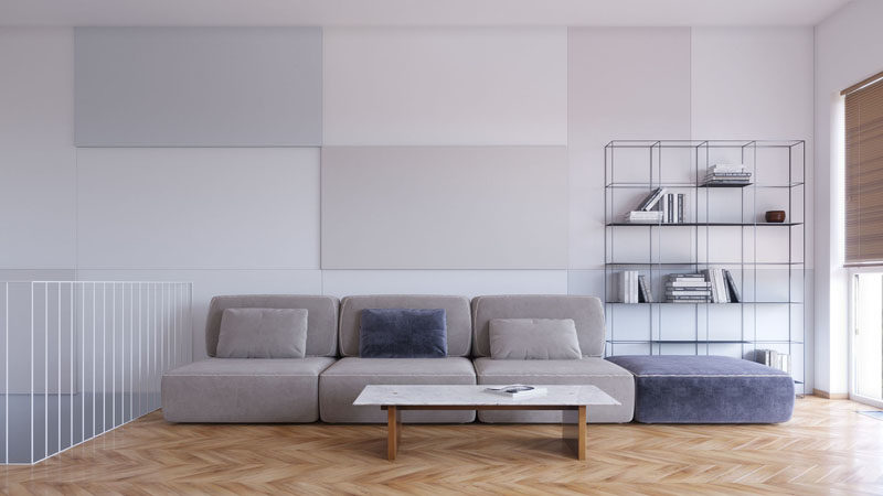 Living Room Ideas - How To Hide The Television In Plain Sight