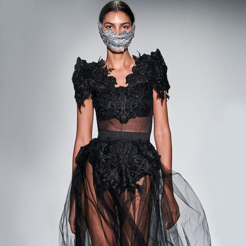 A Design Award - Lacrimosa by Pheren #Fashion #Dress #Style