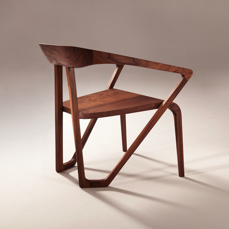 A Design Award Winner - MOLT Armchair by Taylor Cheng #ADesignAward