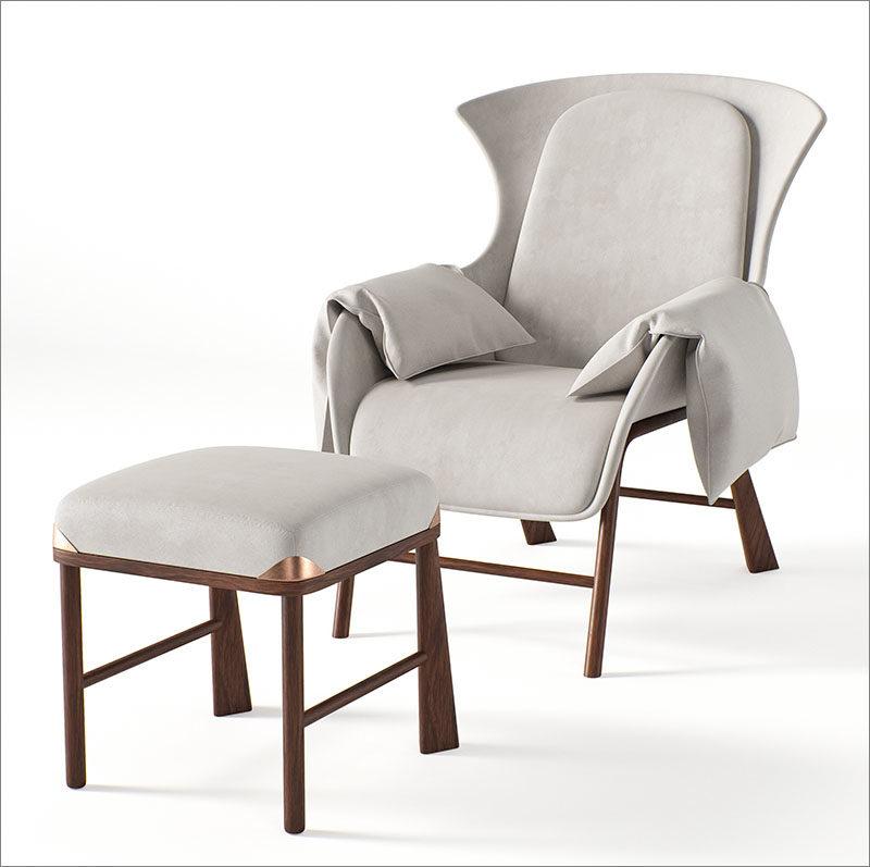 A Design Award Winner - La Tarde Armchair by Linda Martins #ADesignAward
