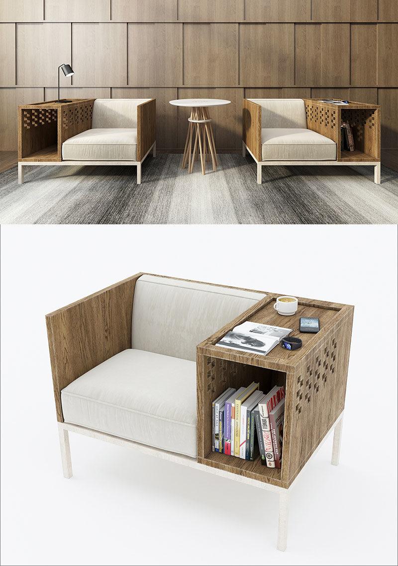 A Design Award Winner - 2 in 1 Multifunctional Furniture by Wenhan Zhang #ADesignAward
