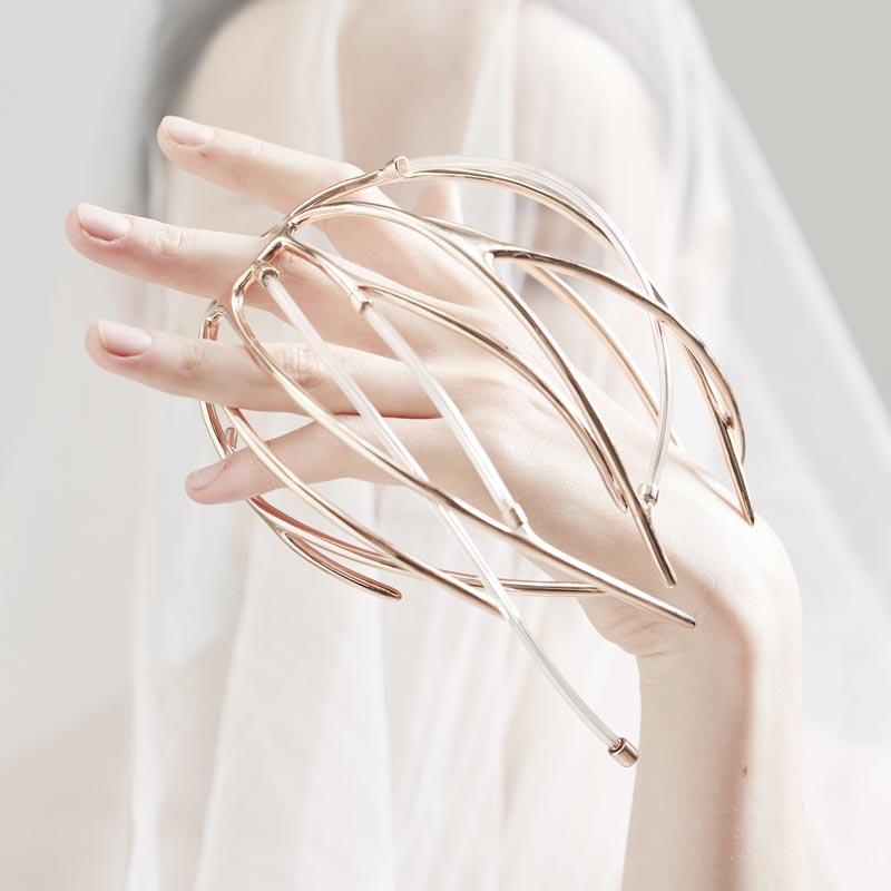 Fading Away Hand Ornament by Dongguan GAFA C&C Insitute #Jewelery #Jewellery