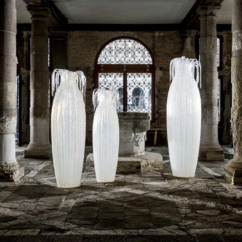Murano 5.0 Amphoras by Alessandro Ciffo.