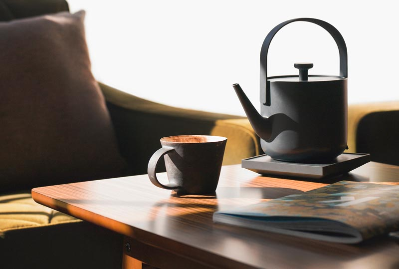 Teawith Kettle by Keren Hu - UDL and Liu Fang - Teawith.