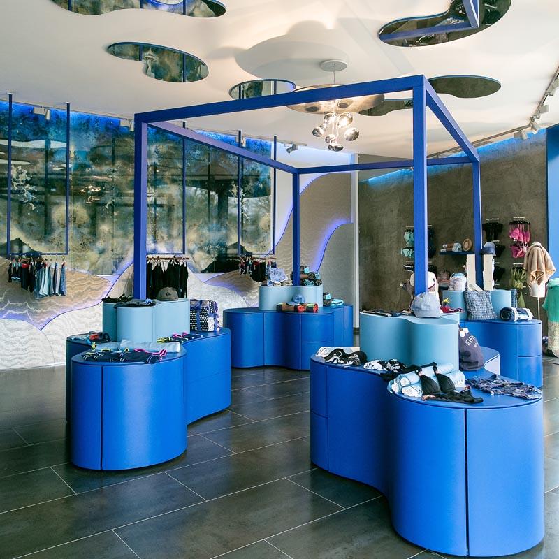 Swind Concept Store by Izabella Lubiniecka.