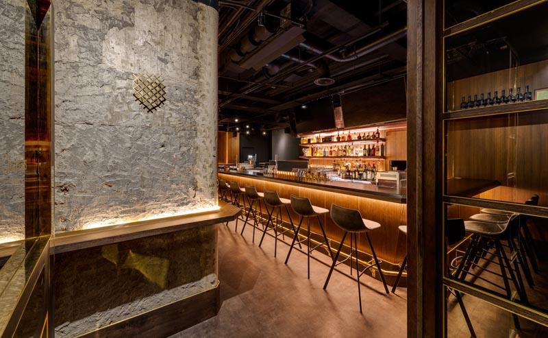 Charlie's Sports Bar Sports Bar by Rock Leung and Bryan Leung.