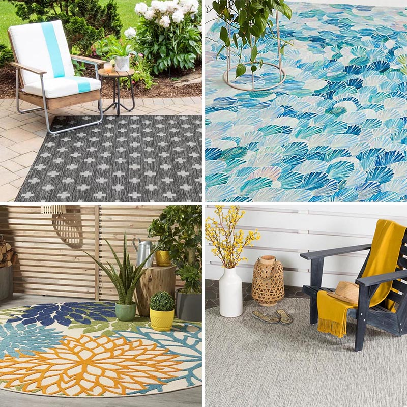 9 Stylish Outdoor Rug Ideas For Your Home