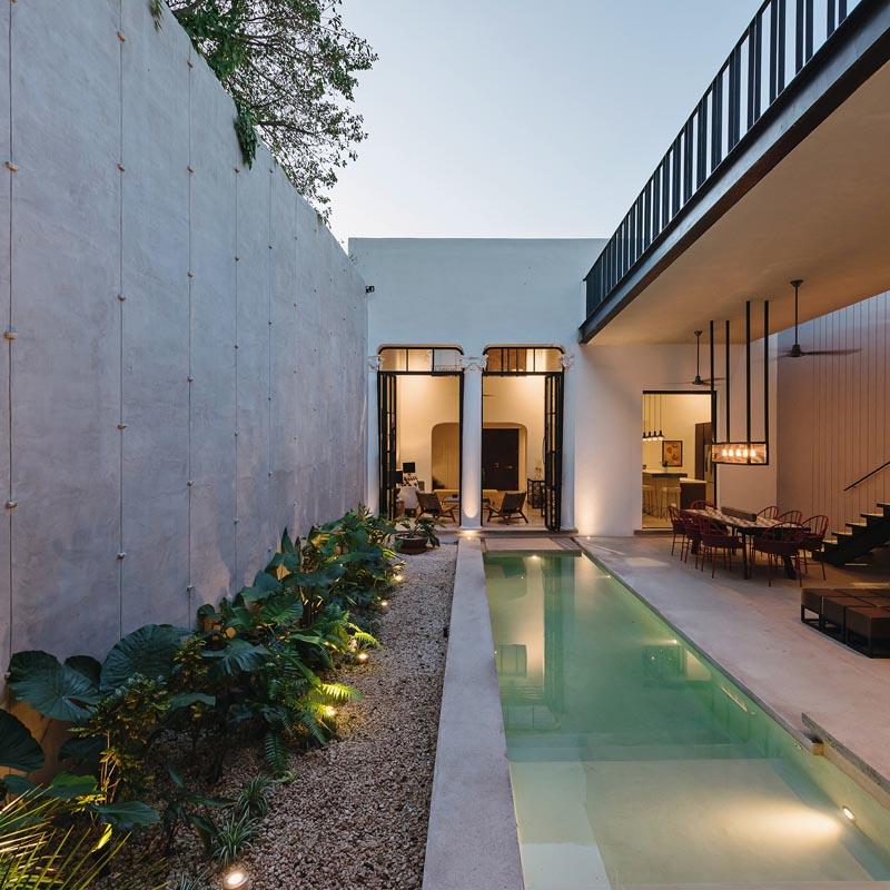 Casa Lupita by Binomio Taller