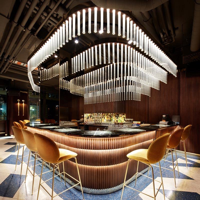 Tuya Restaurant by Mihai Popescu and Ovidiu Balan