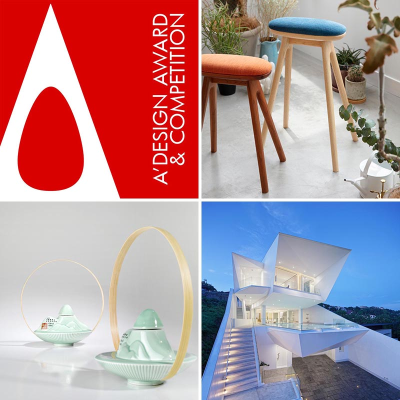 A' Design Awards & Competition – Standard Submissions