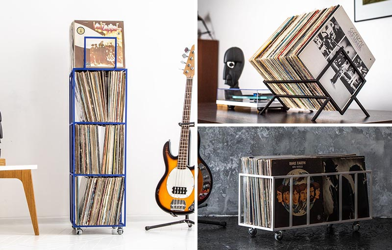Vinyl Record Storage Ideas To Keep Your Lp Collection Organized